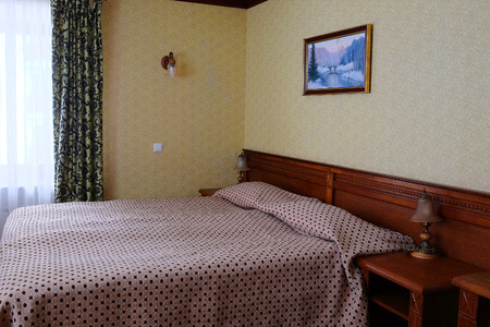 kingsize: Hotel room Interior