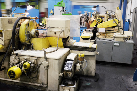 machinery: Image of a industrial machinery