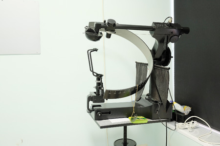 Test vision machine photo