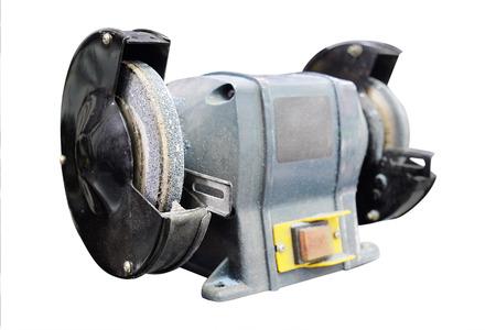 molinillo: Máquina amoladora Primer Foto de archivo