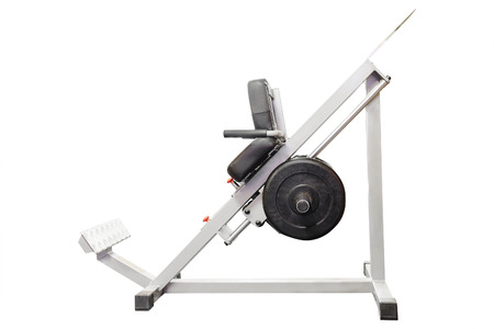 apparatus: Gym apparatus in gym hall
