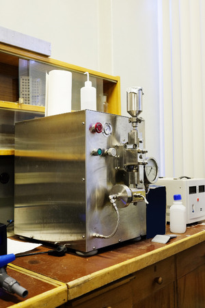 conducting: Equipment for conducting experiments in laboratory.