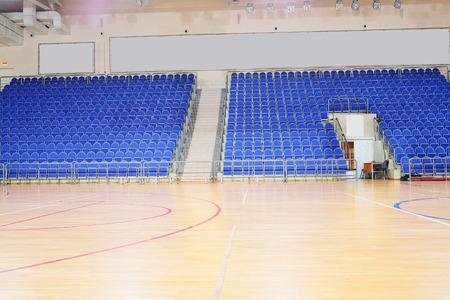 balonmano: Estadio azul asientos sala de balonmano