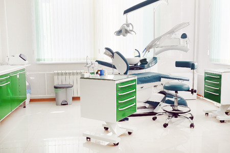 office cabinet: Dental clinic interior Editorial