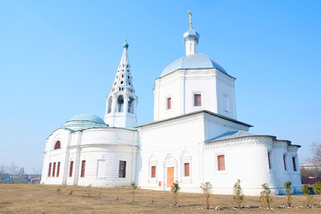 sacred trinity: Cathedral of the Sacred Trinity in Serpukhov