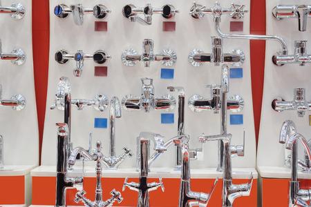 washbasin: Many new taps for washbasin