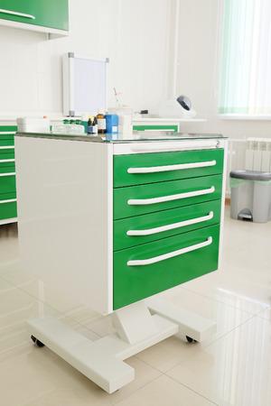 medical cabinet: Dentist cabinet, medical bottle