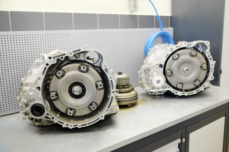 torque: The image of gearbox parts