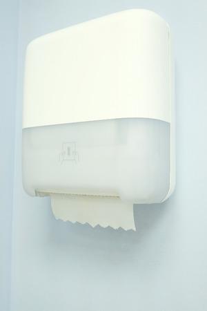 Paper towel dispenser Reklamní fotografie