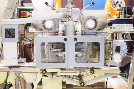cinta transportadora: Automatizada línea de producción de pan en la panadería