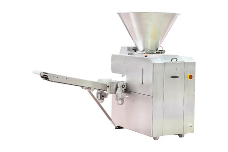 semimanufactures: The image of a baking machine
