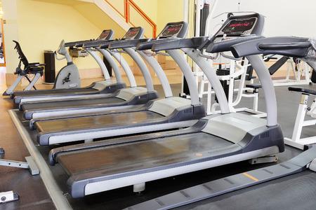 The image of treadmill