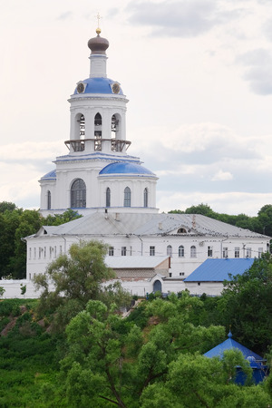 vladimir: Holy Bogolyubovo  Monastery near Vladimir,  Russia