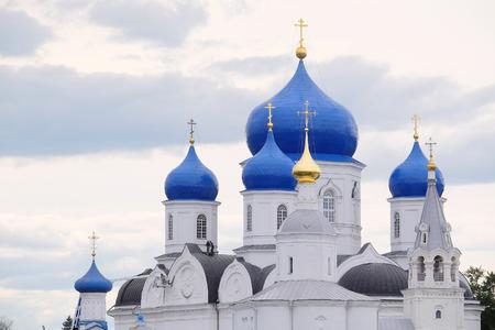 bogolyubovo: Holy Bogolyubovo  Monastery near Vladimir,  Russia