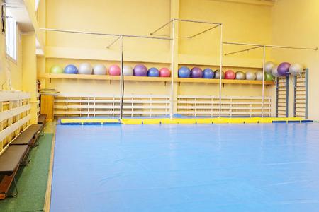 equipos medicos: Interior de una sala de fitness