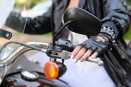 motociclista: motorista