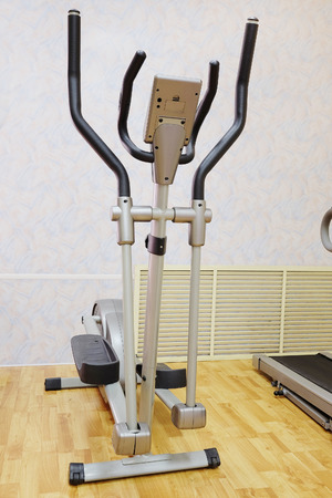 crosstrainer: The image of a fitness eguipment