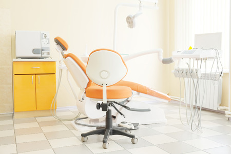 dentists clinic: Interior of a dental clinic