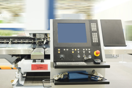 machine tool: The image of metal-working machine