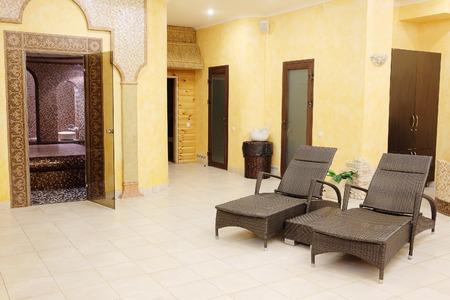 turkish bath: Interior of a turkish bath