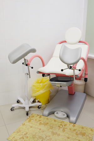 gynecological: The image of gynecological chair