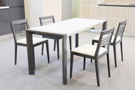 kitchen furniture: kitchen furniture isolated under the white background