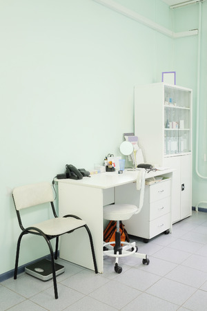 mobility nursing: Interior of a doctor office