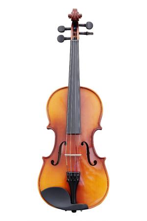 instruments de musique: violoncelle isol? sous le fond blanc Banque d'images
