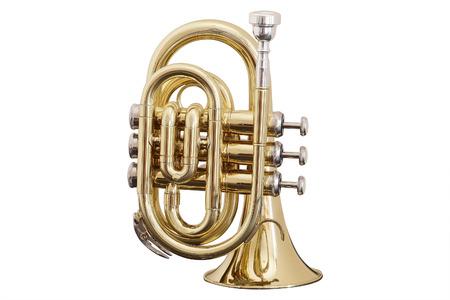 wind instrument: classical music wind instrument trumpet