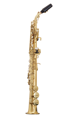 wind instrument: classical music wind instrument saxophone Archivio Fotografico