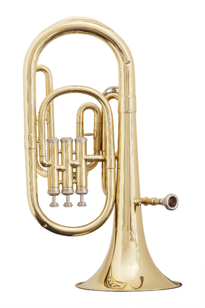 wind instrument: classical music wind instrument trumpet