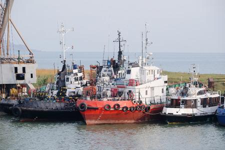 berth: image of a Boats stand at a berth