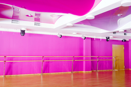studio: The image of  interior of the dance studio