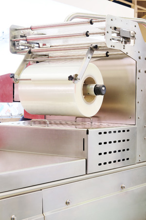 enginery: The image of food industry equipment