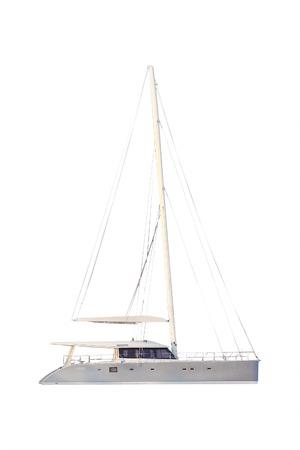 sailer: The image of sailer Stock Photo