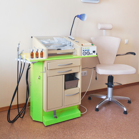 ent: Interior of a ENT consulting room