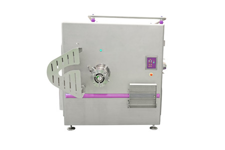 food industry: image of a food industry equipment under the white background Stock Photo