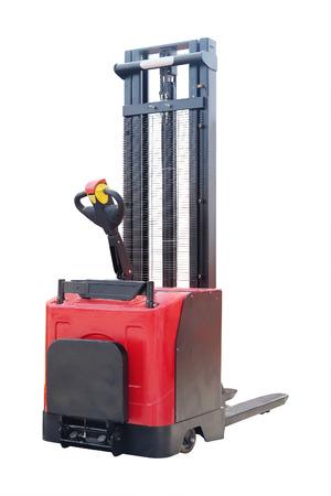 mini loader: The image of loader under the white background