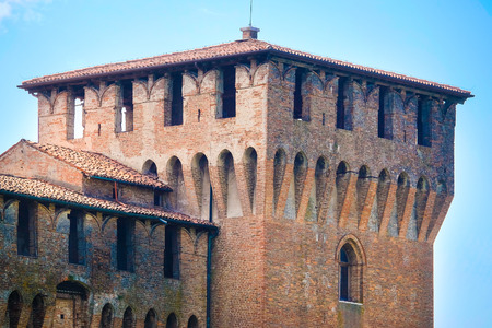 ducale: Palazzo Ducale in Mantua, Italy