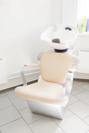 barbershop: professional workplace in a barbershop