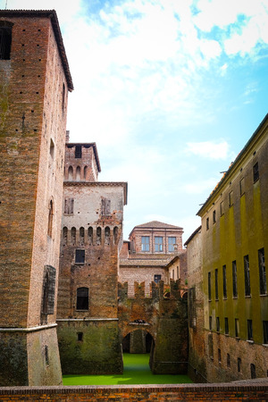Palazzo Ducale in Mantua, Italy