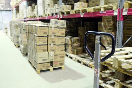 loader: Hydraulic handle manual loader