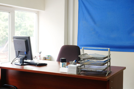 clean office: Interior of a modern office