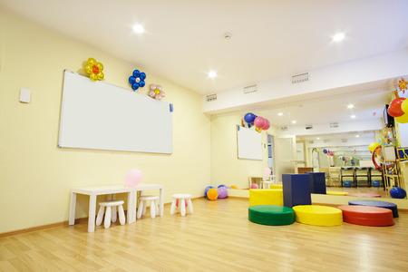 Interior of a children's room Banque d'images