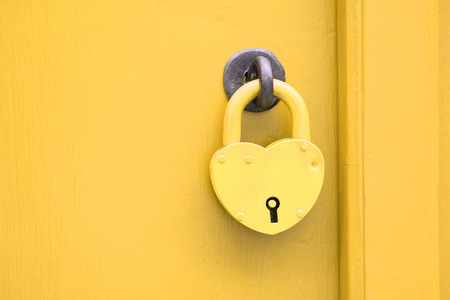 restraint: The image of locks