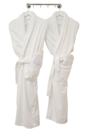bathrobes: The image of female bathrobes