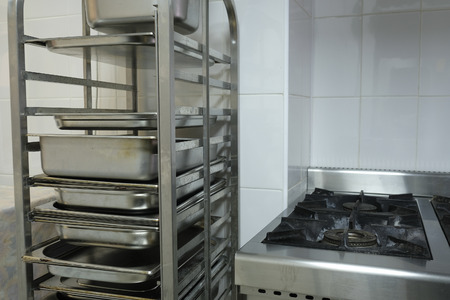 kitchen furniture: Professial kitchen stove