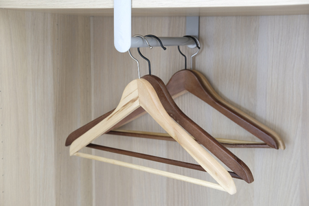 The image of hangers