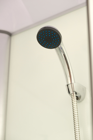 douche: The image of a shower head
