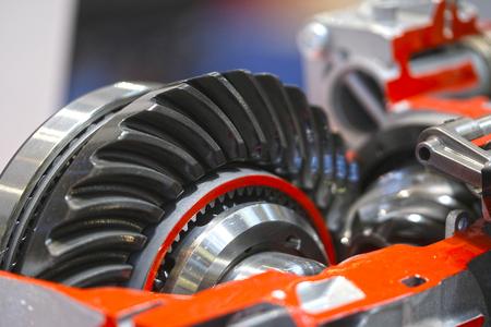 車のオートマチック トランス ミッションのパーツ